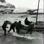 Learn about the polar explorer Ernest Shackleton's journey in the Antarctic.