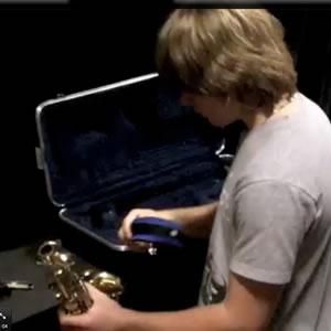 Learn about Assembling and Alto Sax.
