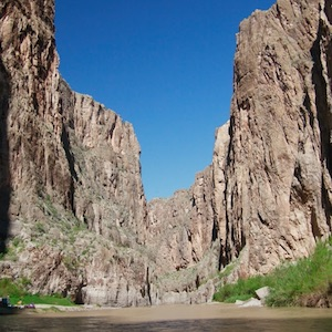 Learn about Big Bend National Park.
