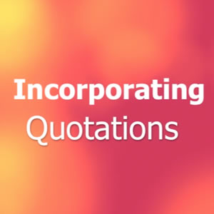 Learn about Critical Components of Quotations.