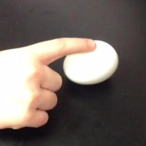 Learn how to detect a hard-boiled egg.