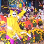 Learn about Dia de los Muertos.