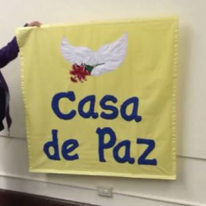 Learn about the Casa de Paz.