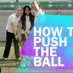 Learn about Field Hockey The Basics.