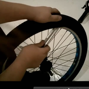 Learn about Fix a Flat Bicycle Tire.