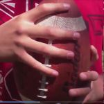 Learn how to throw a spiral football.