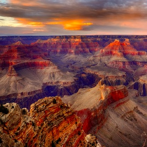 Learn about Grand Canyon National Park.