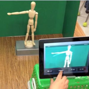Learn how one school uses stations for stop motion.
