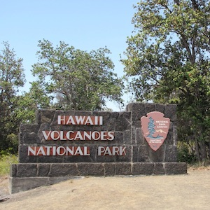 Learn about Hawaii Volcanoes National Park.