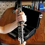 Learn how to assemble a clarinet.