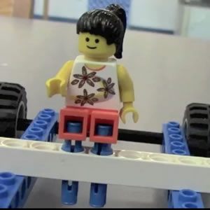 Learn about How to Build a Simple Lego Vehicle.