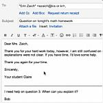 Learn how to email.