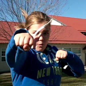 Learn how to give a ninja speech.