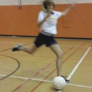 Learn about How to Kick a Soccer Ball.