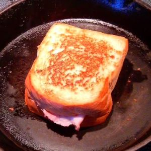 Learn how to make a grilled cheese sandwich.