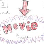 Learn how to make a movie not an animation.