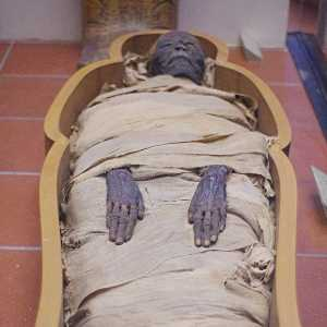 Learn about How to Make a Mummy.