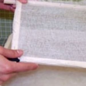 Learn how to make paper.