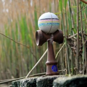 Learn about kendama.