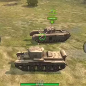 Learn how to play world of tanks.
