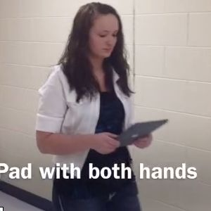 Learn how to treat an iPad.