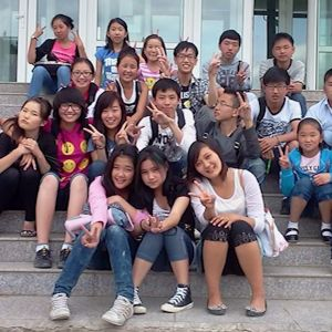 Learn about In Our Unity, a club that supports libraries in Mongolia.