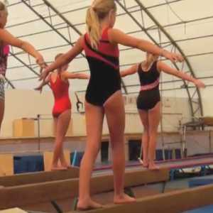 Learn about Learning Gymnastics.
