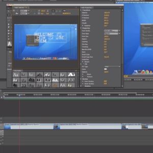 Learn about editing a video in Premiere Pro.