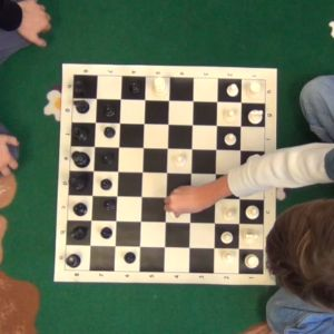 Learn about scholar's mate in chess.