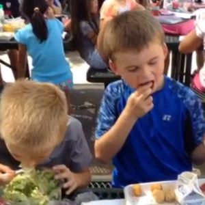 Learn about lunches at one California school.