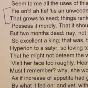 Learn about similes and metaphors in Shakespeare's writing.