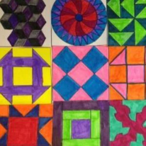 Learn about Slave Quilt Meanings.