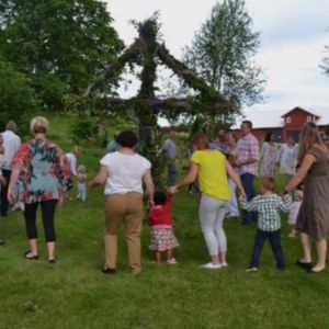 Learn about Svenska Hogtider and Swedish Celebrations.