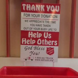 Learn how the Salvation Army Store makes a difference in its community.