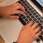 Learn how to touch type.