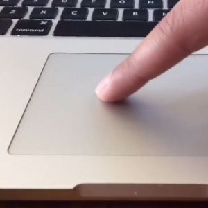 Learn about a trackpad.