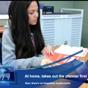 Learn about Using Your Planner.
