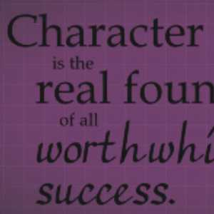 Learn about What I Learn in Character Education.