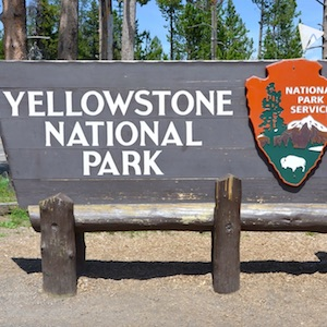 Learn about Yellowstone National Park.